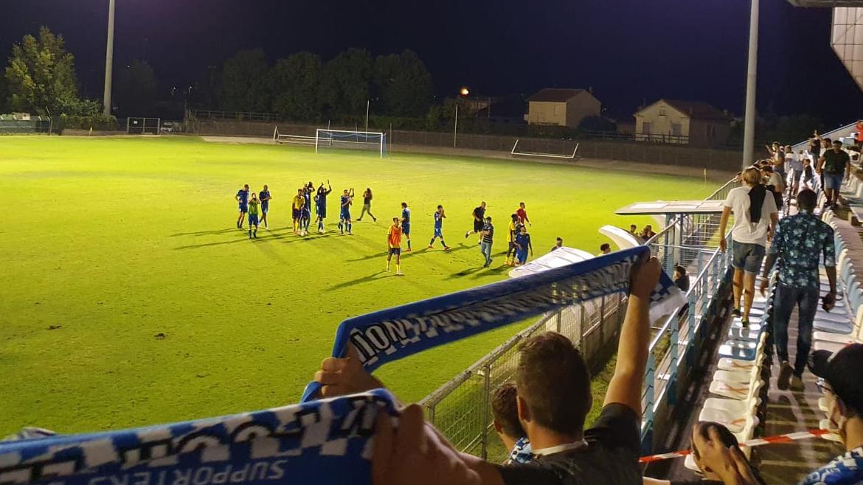 3e J - Alès 4-3 Toulouse FC II