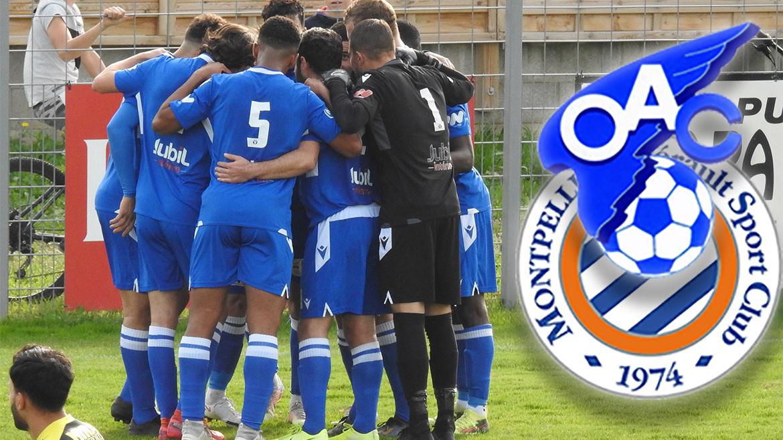 16e de finale - Alès face au Montpellier HSC