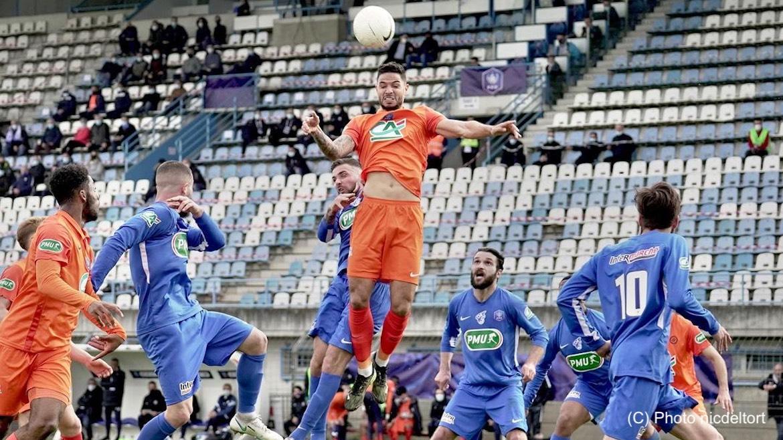 16e de finale - Alès 1-2 Montpellier HSC (L1)