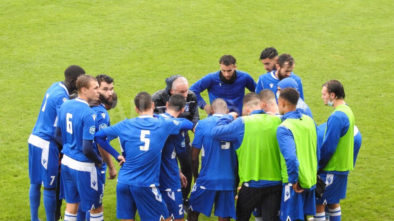 Sept matchs amicaux au programme