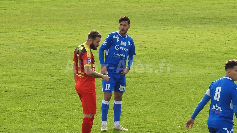Amine Sbai rejoint le FC Sète 34