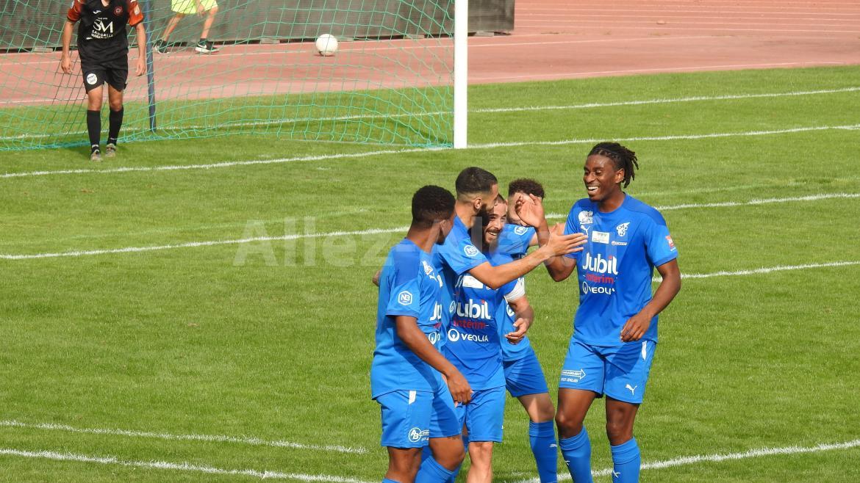 4e J - Narbonne 2-5 Alès