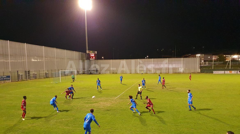 5e J - Alès 4-0 Balma SC